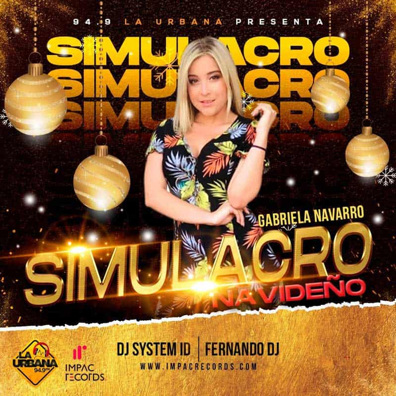 Simulacro Navideño La Urbana Fernando DJ FT System ID
