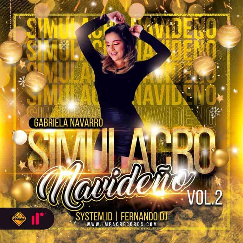Simulacro-Navideño-Vol.2-La-Urbana-Fernando-DJ-FT-System-ID